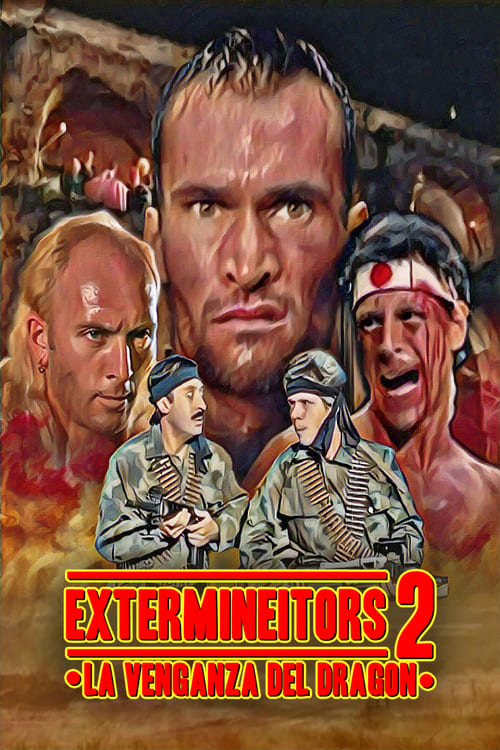Imagen Extermineitors II: La venganza del Dragón