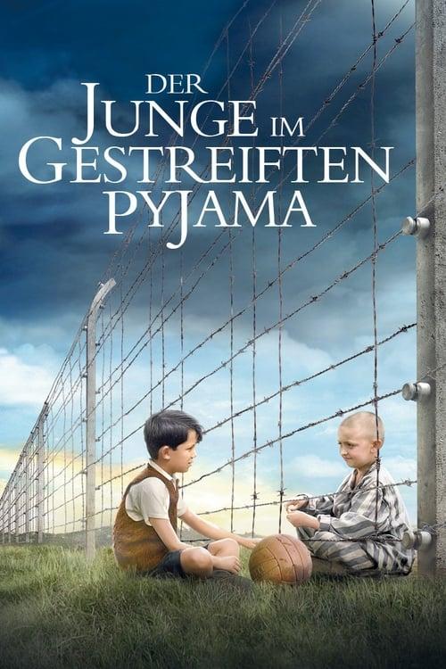 Der Junge im gestreiften Pyjama - Kriegsfilm / 2008 / ab 12 Jahre