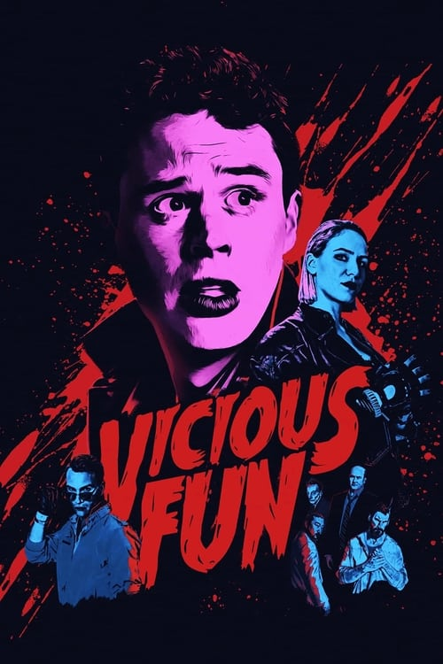 Vicious Fun (2021) Poster