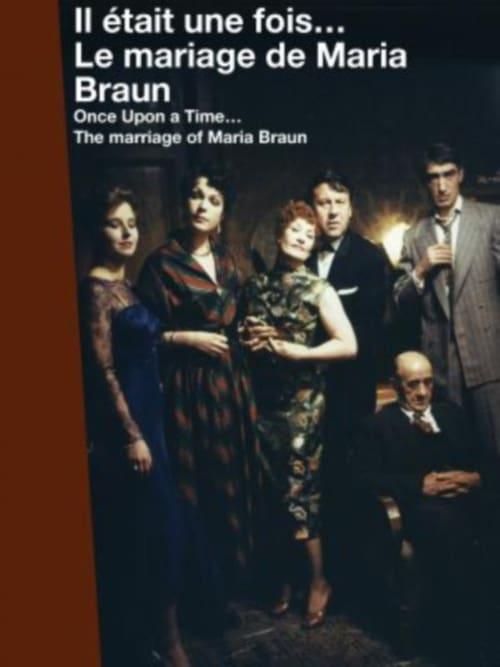 Filme Il était une fois... Le mariage de Maria Braun Grátis Em Português