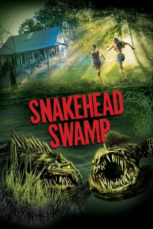 SnakeHead Swamp Poster