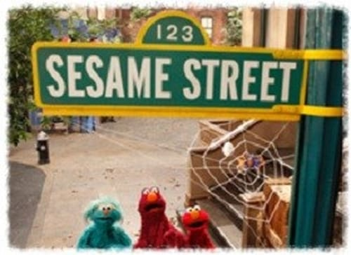 Sesame Street: Season 41 – Episod Where's The Itsy Bitsy Spider?