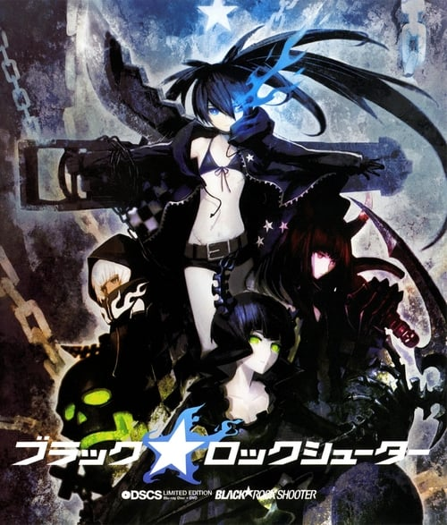 Black Rock Shooter Streaming VF