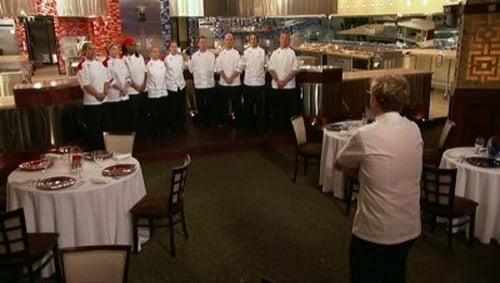 Hell's Kitchen: Season 6 – Épisode 9 Chefs compete
