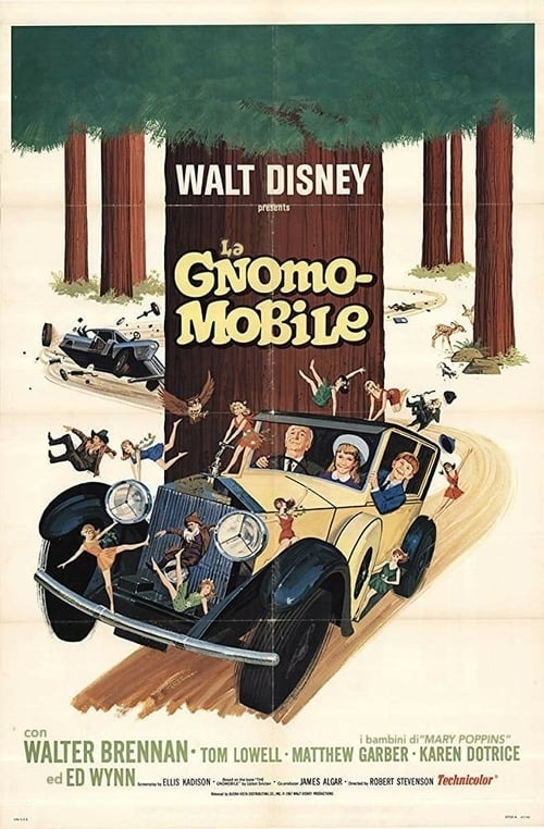 La Gnomo Mobile (1967)