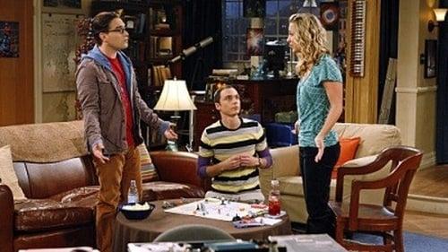 The Big Bang Theory - Season 3 - Episode 7: The Guitarist Amplification