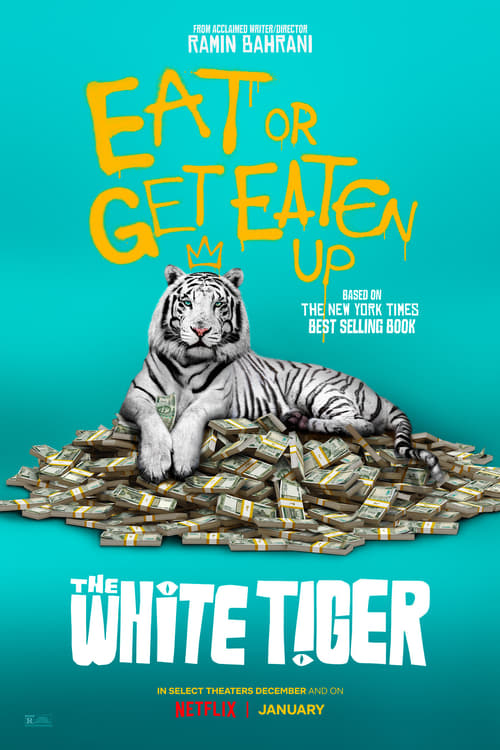 The White Tiger (2021)