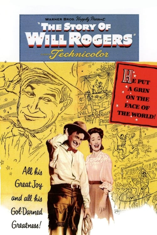 Assistir Filme The Story of Will Rogers Com Legendas Em Português