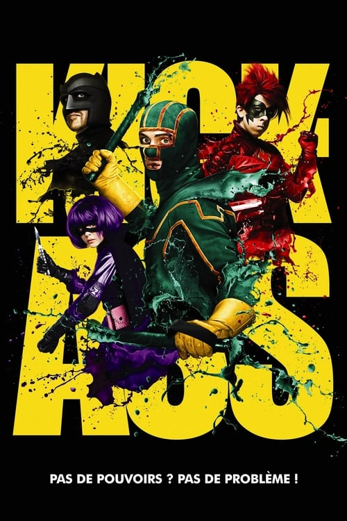Regarder Kick‐Ass (2010) Streaming HD FR