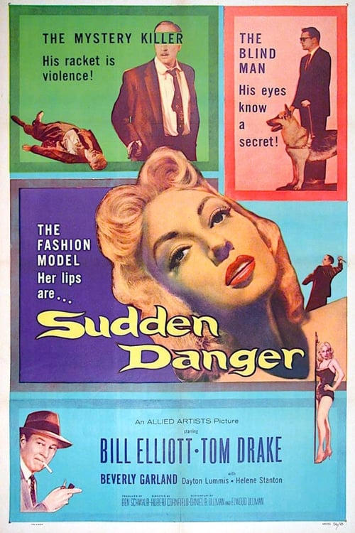 Sudden Danger (1955)