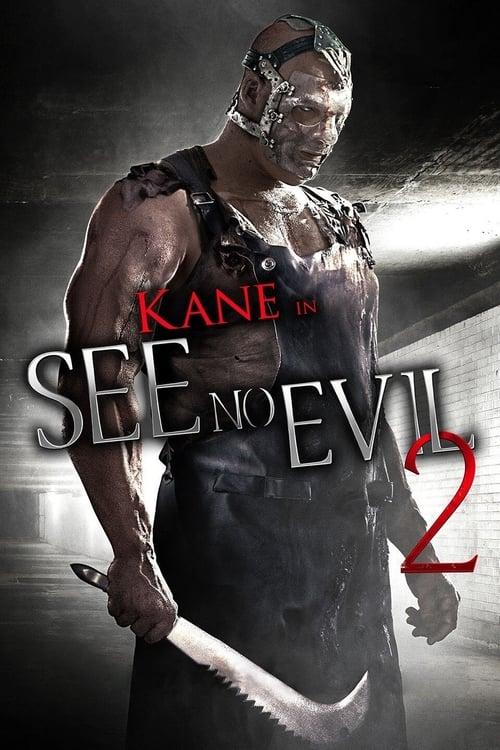 See No Evil 2 (2014) Poster