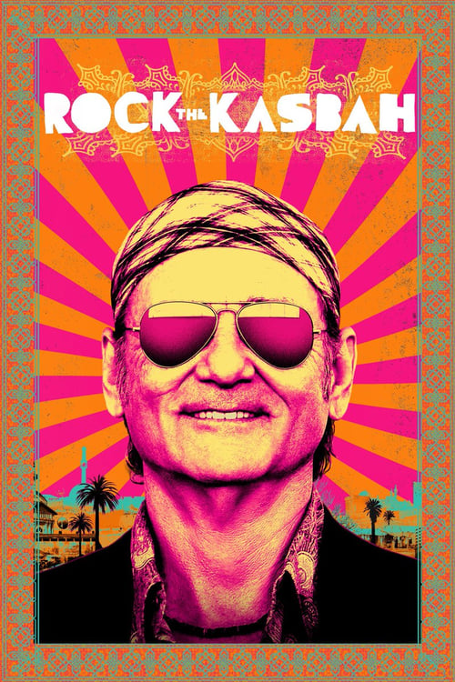 Rock the Kasbah - Poster
