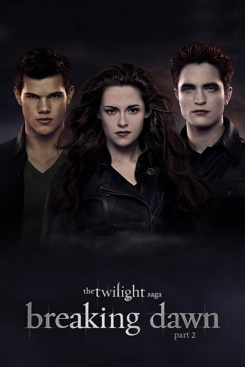 Streaming The Twilight Saga: Breaking Dawn – Part 2 (2012) Best Quality Movie
