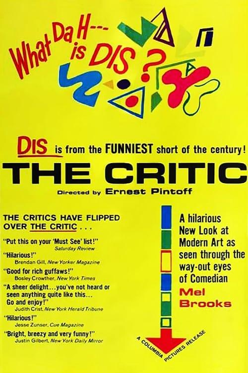 [720p] The Critic (1963) vf stream