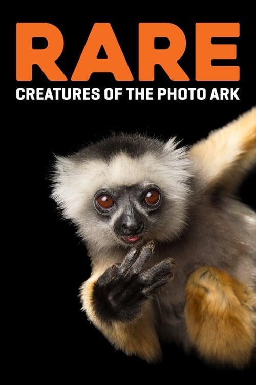Rare: Creatures of the Photo Ark (2017)