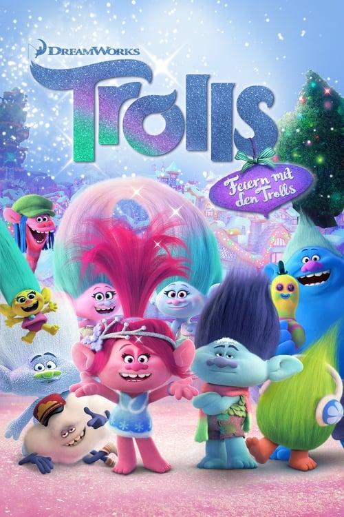 Trolls: Feiern mit den Trolls - Poster