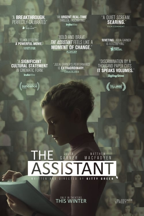Watch The Assistant [2017] Online Free DVDRip