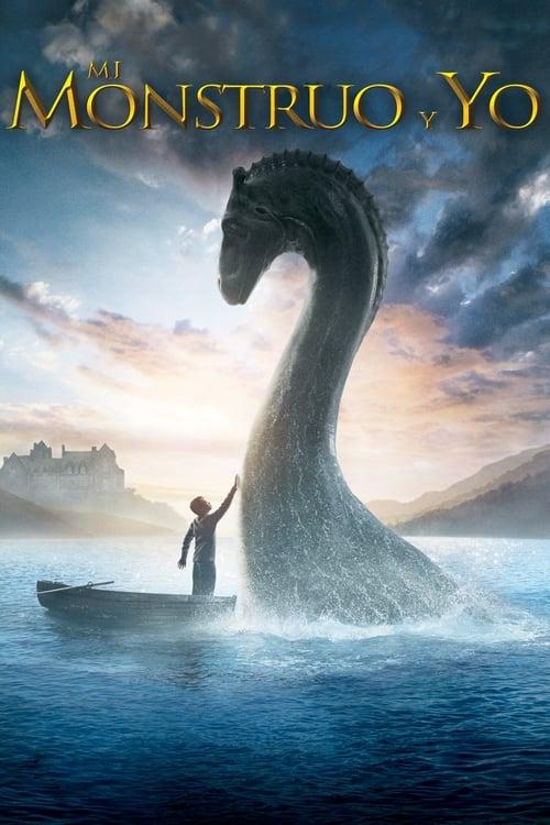 Película Mi monstruo y yo En Español En Línea