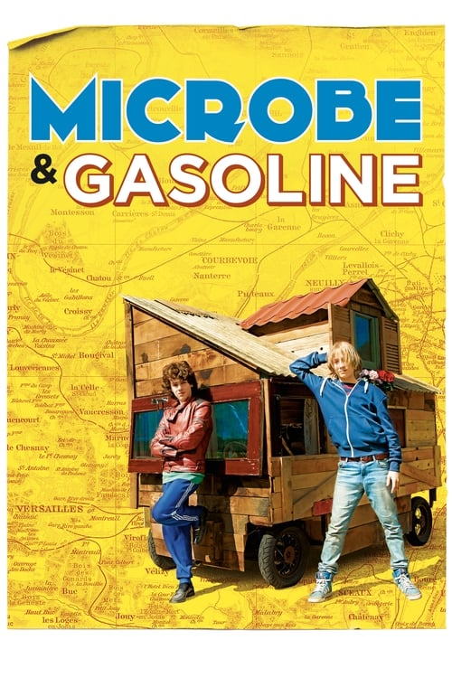 Microbe and Gasoline (2015) Poster