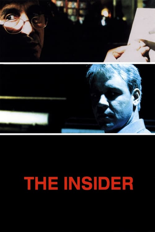 Largescale poster for The Insider