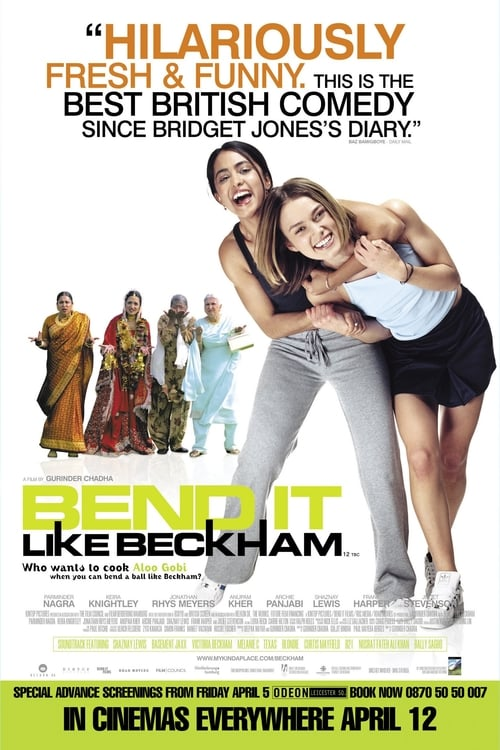 Streaming Bend It Like Beckham (2002) Movie Free Online