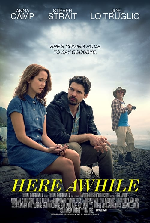 Here Awhile Poster