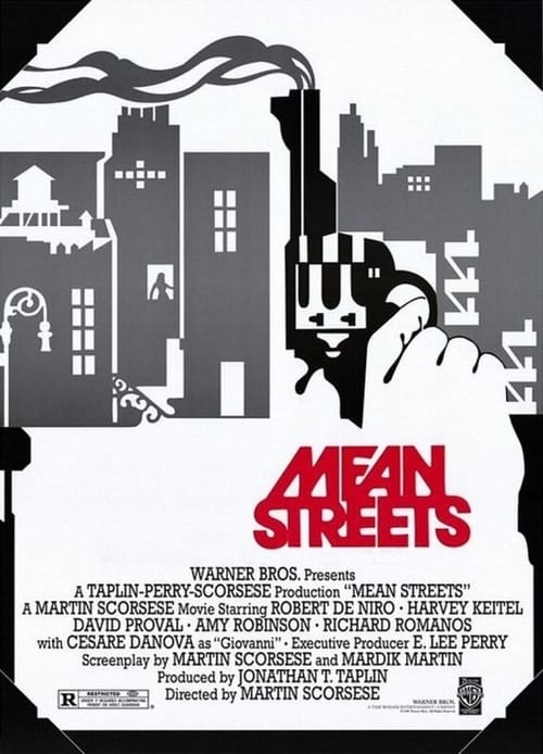 Mean Streets - Poster