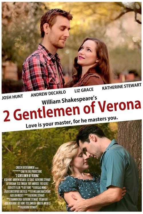 2 Gentlemen of Verona Poster