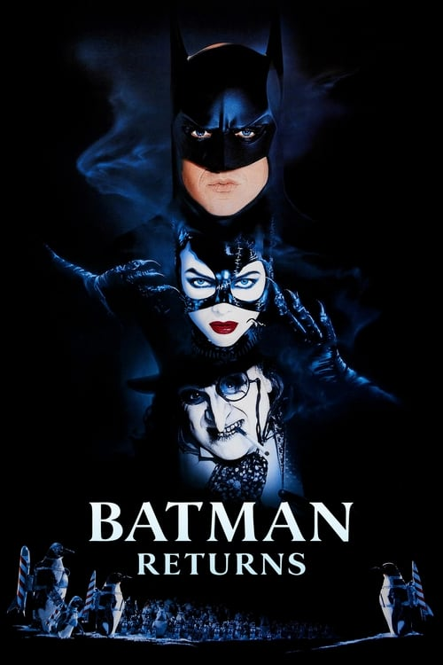 Poster. Batman Returns