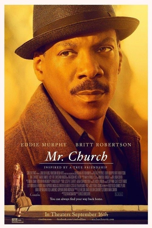 Watch Mr. Church (2016) Best Quality Movie