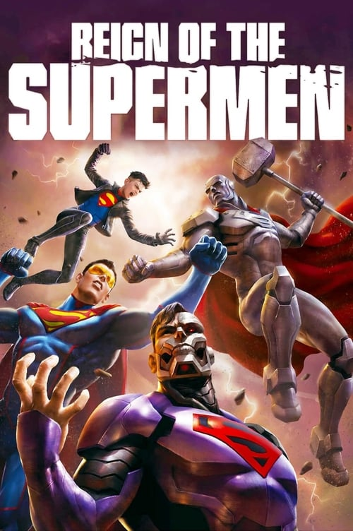 FILM  ↑ Reign of the Supermen Film en Streaming VOSTFR
