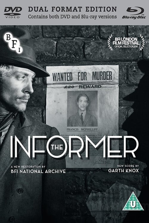 Largescale poster for The Informer