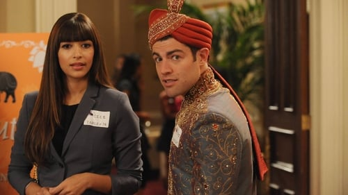New Girl: Season 2 – Épisode Table 34