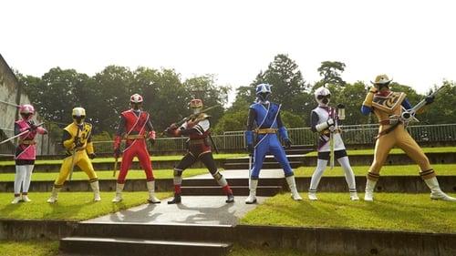 Super Sentai: Shuriken Sentai Ninninger – Épisode Legendary Global Ninja, Jiraiya Calling On!