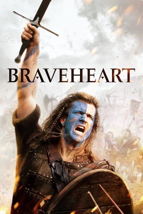 ➤ Braveheart (1995) streaming Amazon Prime Video