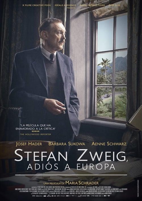Image Stefan Zweig, adiós a Europa