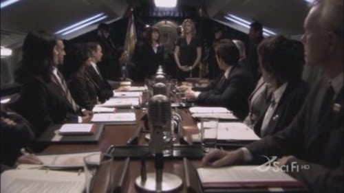 Watch Battlestar Galactica S4E07 Online