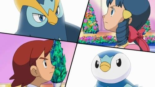 Pokémon: Diamond and Pearl – Épisode Settling a Not-So-Old Score!