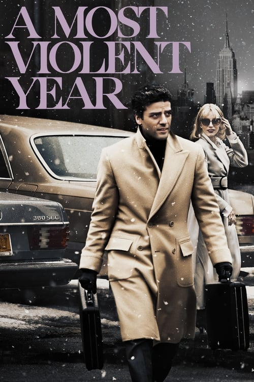 A Most Violent Year - Krimi / 2015 / ab 12 Jahre