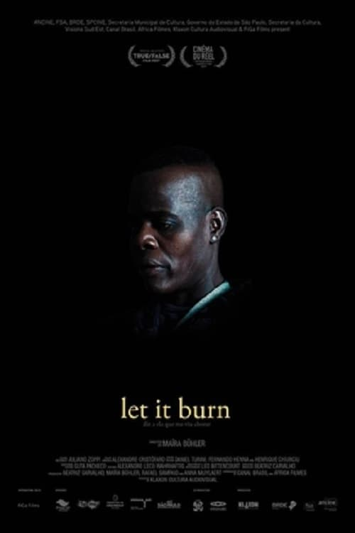 Largescale poster for Let It Burn