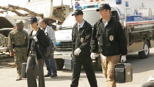 NCIS: Season 3 – Épisode The Voyeur's Web