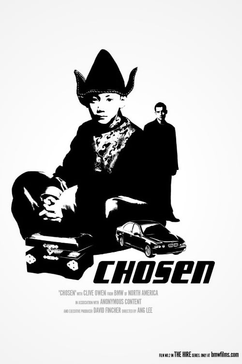 فيلم The Hire: Chosen على الانترنت