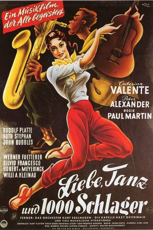 Mira Liebe, Tanz und 1000 Schlager En Buena Calidad Hd 1080p