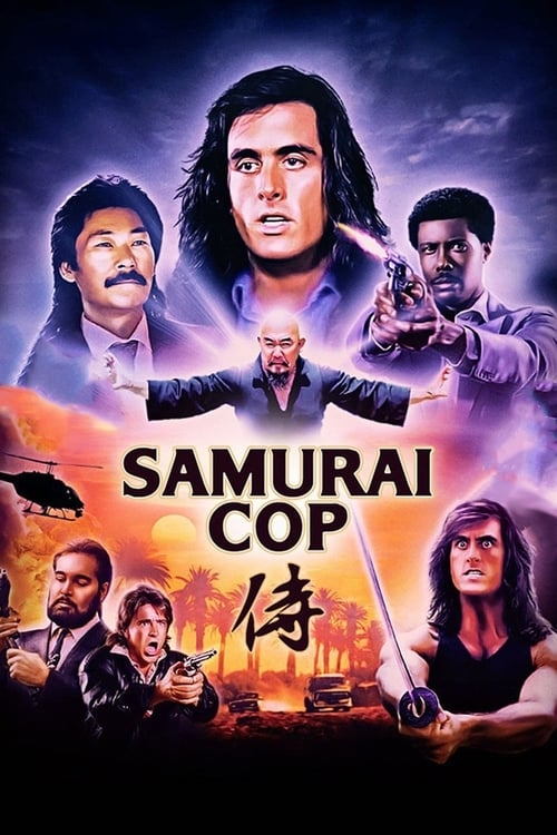 Streaming Samurai Cop (1991) Full Movie