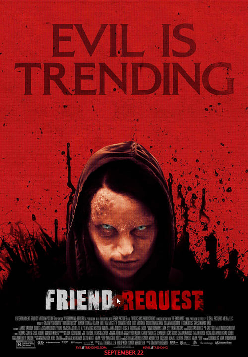 Box office prediction of Friend Request