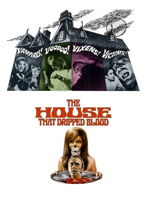 The House That Dripped Blood (1971) Poster