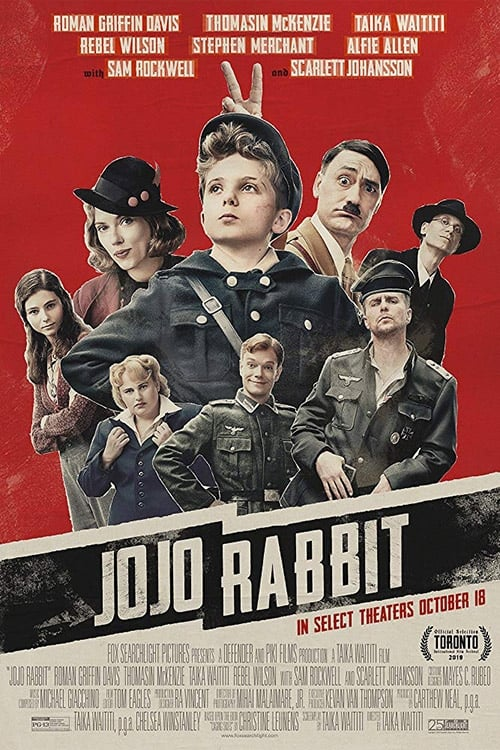 Jojo Rabbit trailer 2017