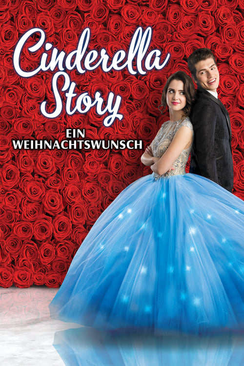A Cinderella Story: Christmas Wish - Poster