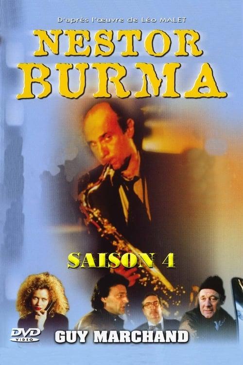 Nestor Burma: Season 4