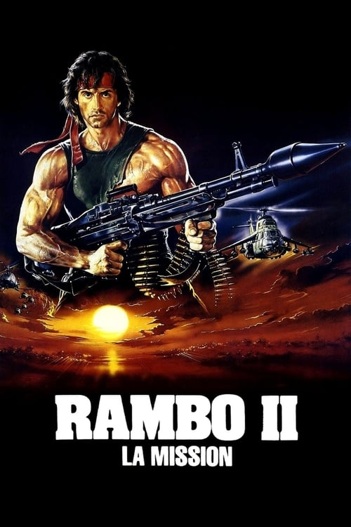 [HD] Rambo II : La mission (1985) streaming openload